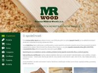 Roman Million Wood s.r.o.