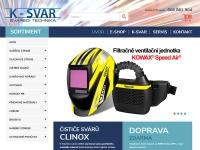 K-SVAR - svářecí technika