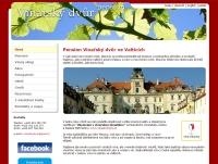 Penzion Vinaøský dvùr Valtice